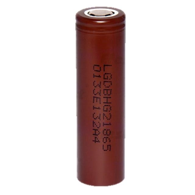 LGBrown 2 2 - 【MXJO バッテリー】 MXJO 18650 3000mah バッテリー 使用してみて+おまけゲーム情報まとめPSVR情報など 【3000mah 35Aのハイドレインタイプ】
