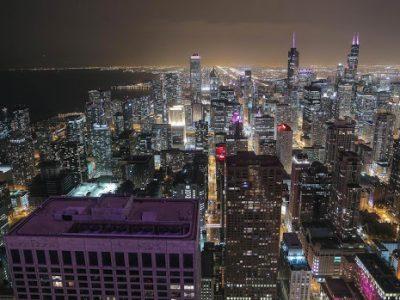 chicago illinois night view 2 400x300 - 【VAPE TIMEに絶景を】 VAPE TIMEに4K世界の動画でリラックスVAPE+ゲームニュースCOD:IW 悲惨ニュースなど【4K動画・COD(コール オブ デューティ)ゲームニュース】
