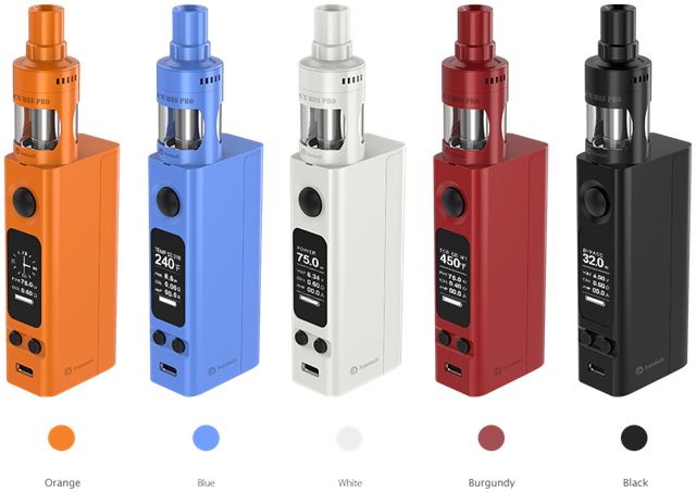 eVic VTwo Mini with CUBIS Pro 01 thumb255B2255D 2 - 【期待の新製品】Joyetech eVic VTwo Mini with CUBIS Pro【最新スターターキット】