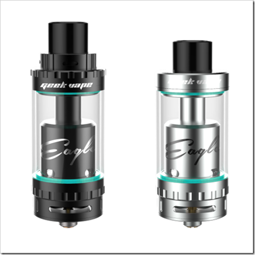 geek vape eagle sub ohm tank top airflow version 860255B6255D 2 - 【海外】ユニークなGeek Vape Eagle サブオームタンクTop Airflow Versionほか