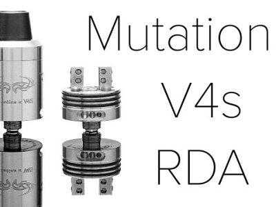 maxresdefault 2 400x300 - 【UNICIG RDA】 UNICIG MUTATION XV4S 使いやすいMUTATION XV4がベロシティデッキになって再登場 レビュー&ビルド 【MUTATION XV4S 爆煙系RDA】
