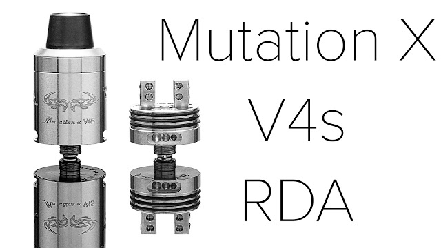 maxresdefault 2 - 【UNICIG RDA】 UNICIG MUTATION XV4S 使いやすいMUTATION XV4がベロシティデッキになって再登場 レビュー&ビルド 【MUTATION XV4S 爆煙系RDA】