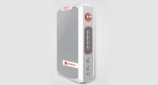 vaporesso tarot 200w vtc vw box mod authentic 2 2 - 【Vaporesso Tarot 200W VTC MOD】 vaporesso tarot 200w VTC デュアルバッテリー200W MOD レビュー【200Wのパワーに合うアトマイザーは?】