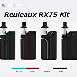 WISMEC Reuleaux RX75kit with Amor Mini [ルーローRX75+アムールミニ] (Full Black)