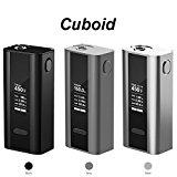 Joyetech CUBOID 電子タバコバッテリー【sony vtc4電池2本付き】 (シルバーsilver)