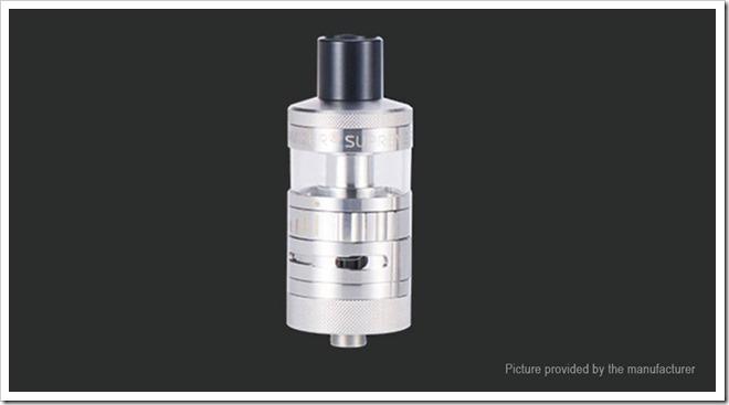 5264300 4255B6255D 2 - 【海外】Steam Crave Aromamizer Supreme Lite RDTA、Sigelei Minikin V1.5 150Wほか