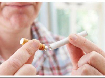 GTY e cigarette rf tk 131209 16x9 992 thumb255B2255D 2 400x300 - 【電子たばこヤバクナイ】実質的に全電子タバコの水蒸気に有害な化学物質が含まれる研究発表【大げさ?VAPE爆煙が健康に悪い?】