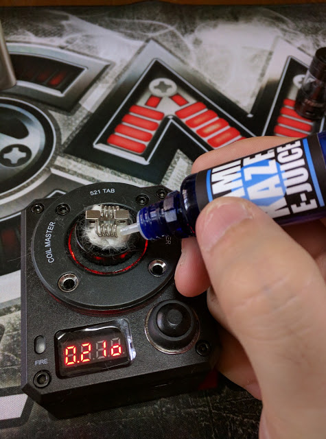 IMG 20160703 143613 2 - 【SMOK RDTA】SMOK TF-RDTA 推奨70W~100Wの爆煙RDTA レビュー モックモク 【RDTA ゴリゴリ爆煙】