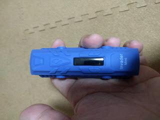 IMG 20160714 201255 2 - 【温度管理MOD】HEAT VAPE Invader Mini 50W  【防水】