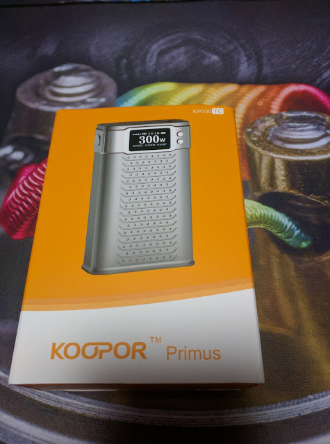 IMG 20160719 173824 2 - 【SMOK MOD】 koopor primus 300W TC 色々な意味で極限のMOD、レビュー!ついに来た、300W MOD 【koopor primus・300W】