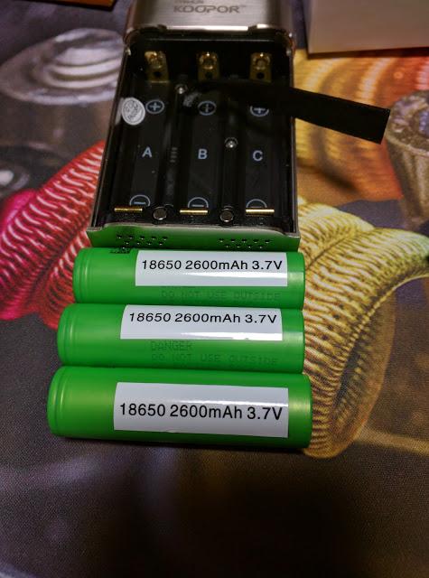 IMG 20160719 174326 2 - 【SMOK MOD】 koopor primus 300W TC 色々な意味で極限のMOD、レビュー!ついに来た、300W MOD 【koopor primus・300W】