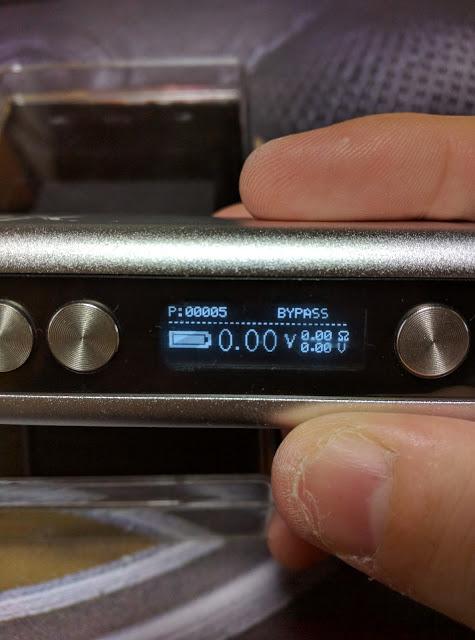 IMG 20160727 141833 2 - 【ステルス系MOD】ATHENA eNVy plus 75W 18650バッテリー使用可能モデル レビュー 23.5mmまでのアトマイザー使用可能【ATHENA eNVy plus 75W】