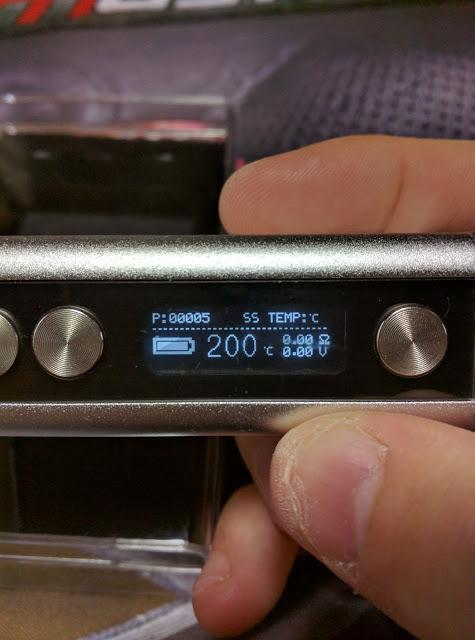 IMG 20160727 141850 2 - 【ステルス系MOD】ATHENA eNVy plus 75W 18650バッテリー使用可能モデル レビュー 23.5mmまでのアトマイザー使用可能【ATHENA eNVy plus 75W】