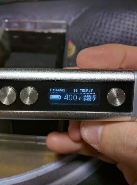 IMG 20160727 141905 2 - 【ステルス系MOD】ATHENA eNVy plus 75W 18650バッテリー使用可能モデル レビュー 23.5mmまでのアトマイザー使用可能【ATHENA eNVy plus 75W】