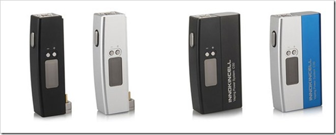 Innokin Disrupter Cruve and cell thumb255B2255D 2 - 【MOD】着脱式バッテリーTCMOD「Innokin DISRUPTER TC75 CURVE」と「Innokin CELL」レビュー