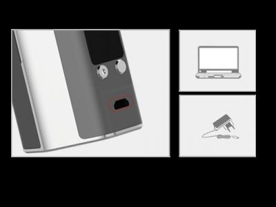 RX200S255B7255D 2 400x300 - 【SOFT】Wismec RX200Sがバージョン4.10で250Wに対応【爆煙VAPERも安心】