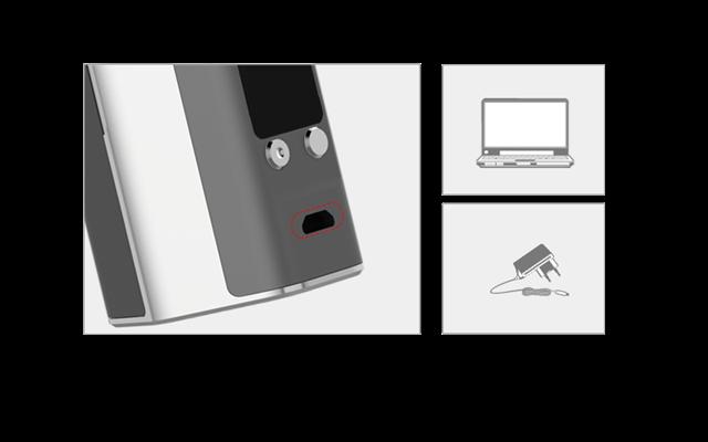 RX200S255B7255D 2 - 【SOFT】Wismec RX200Sがバージョン4.10で250Wに対応【爆煙VAPERも安心】
