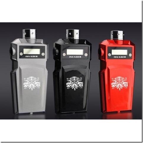 inva 1255B4255D 2 - 【ツール】Heatvapeからタッチ操作のフラッシュライトつきVV/VW MOD「Heatvape Invader Multi-Functional VV/VW MOD Kit」