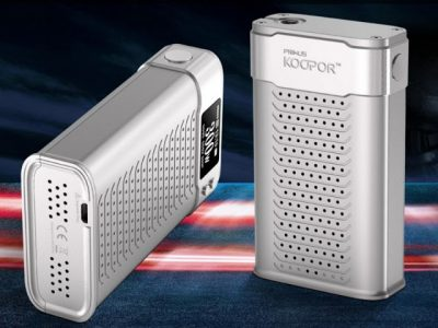 koopor primus 300w tc box mod 3 2 400x300 - 【SMOK MOD】 koopor primus 300W TC 色々な意味で極限のMOD、レビュー!ついに来た、300W MOD 【koopor primus・300W】