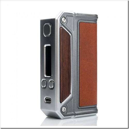 therion dna75 tc box mod by lost vape 8a2255B5255D 2 - 【MOD】Therion DNA75 TC Box Mod by Lost VapeとSilicone Case Cover for Joyetech Ego Aio【DNA75基盤搭載】