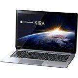東芝 ウルトラブックパソコン dynabook KIRA V832/28HS(Office Home and Business 2013搭載) PV83228HNMS