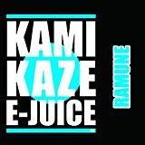 【純国産】KAMIKAZE E-JUICE 15ml 電子タバコ VAPE用リキッドジュース (RAMUNE:ラムネフレーバー, 15ml)