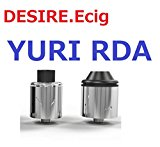 オフィスエッジセット 正規品 desire 【YURI RDA 22mm】 with EDGE vape BAND