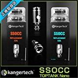 電子タバコ Kanger Tech SSOCC交換用コイル (0.15Ω Ni200))