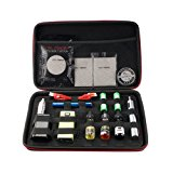 515IV5aVDHL. SL160 1 - 【海外】「SBody 75W 1800mAh TC VW APV Mod」「Aspire PockeX Pocket AIO Kit with 2.0ml」「Pilot Vape DIY ツールキット」【DNA75搭載内蔵バッテリー?】