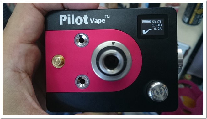 DSC 2934 thumb255B2255D 2 - 【DIY/ビルド台】「Pilot Vape Coil Magician TAB」と「竹ニカルMOD」レビュー【One Caseさん】