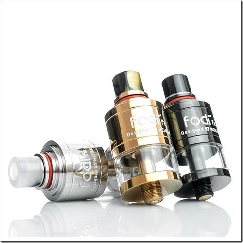 HFODF2 2 thumb255B3255D 2 - 【RDTA】「Hcigar Fodi F2 RDTA Atomizer 2.0ml」時事ネタ:JTプルームテックに数百億円投資【22mmアトマイザー】