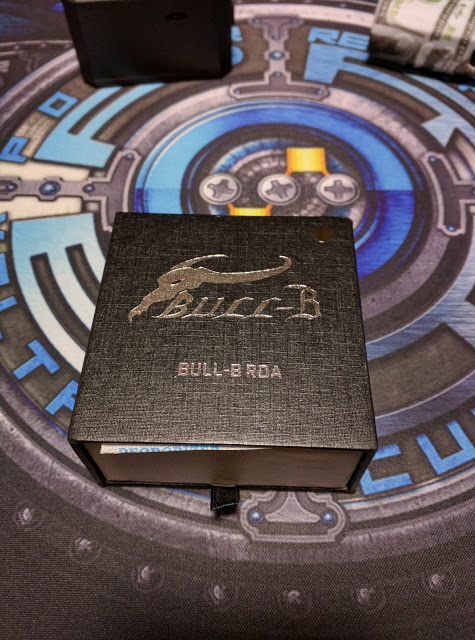 IMG 20160729 161817 2 - 【BULL-B RDA】 スケルトンタンク&ヘキサゴン系チャンバーの小型RDA BULL-Bレビュー&ビルド【小型RDA・Oumier】