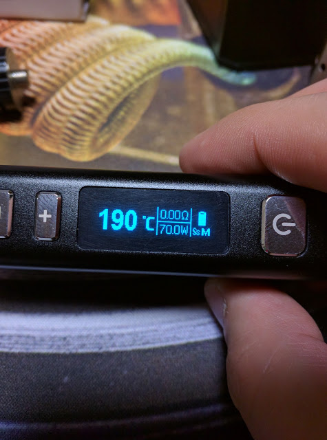 IMG 20160731 002051 2 - 【EHPRO MOD】 EHPRO Evok 80 セラミックモード搭載MOD 多機能+コンパクト系 【EHPRO Evok 80】