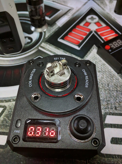 IMG 20160802 165531 2 - 【RDA ビルド・小物】Demon Killer 8 in 1 Coil Box レビュー&ビルド RDA 【Demon Killer Coil Box】