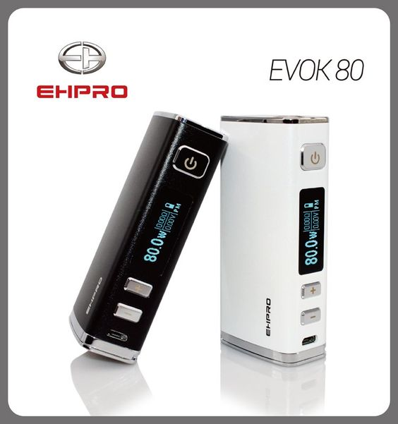 c745431d96e418cf813c96a91d7bef3e 2 - 【EHPRO MOD】 EHPRO Evok 80 セラミックモード搭載MOD 多機能+コンパクト系 【EHPRO Evok 80】