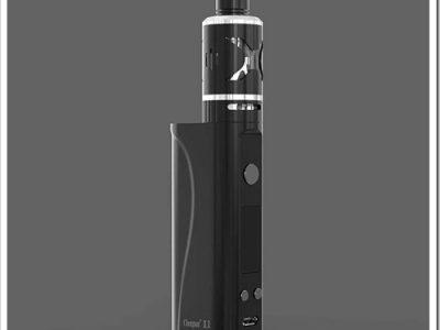 cloupor x3 80w vw temperature control kit original thumb255B2255D 2 400x300 - 【MOD】Cloupor X3 TC 80W 温度管理キットレビュー!自動温度管理機能に対応した最大80Wスターター【VVセッティング可能】