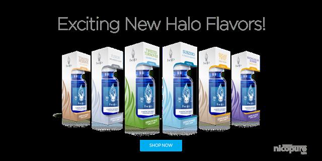 halo new flavor slider 1000x500255B12255D 2 - 【HALO】Halo Cigsが新フレーバーのリキッド新製品とMODをリリース、iStick PicoのOEMモデル?「Reactor Shortyスターターキット」