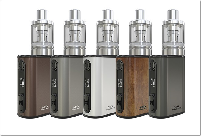 iStick Power Nano Kit1 01 thumb255B2255D 2 - 【MOD】極小クラス!iStick Picoを超えるか「iStick Power Nanoキット」【超小型バッテリー内蔵】