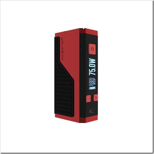 lbm 808x808 2 thumb2 2 - 【DNA75】「LAVABOX M DNA 75 MOD」コンパクトなDNA75搭載MOD!【マグネット式バッテリーカバー】
