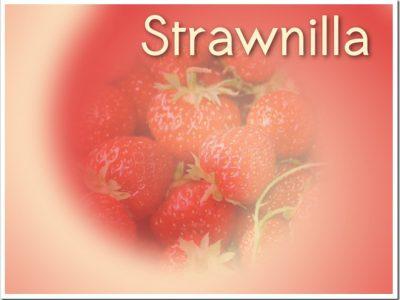 strawnilla255B5255D 2 400x300 - 【USリキッド】Nicoticket(ニコチケット)の「Katy's Virus(ケーティのウイルス)」「Strawnilla(ストローニラ)」が35%オフ!【FOTW】