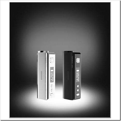 101 99 thumb255B2255D 2 - 【海外】秒間200回抵抗値計測!「Fumytech Ferobox 45W/65W MOD」「3ml Fumytech Feroboxサブオームタンク」