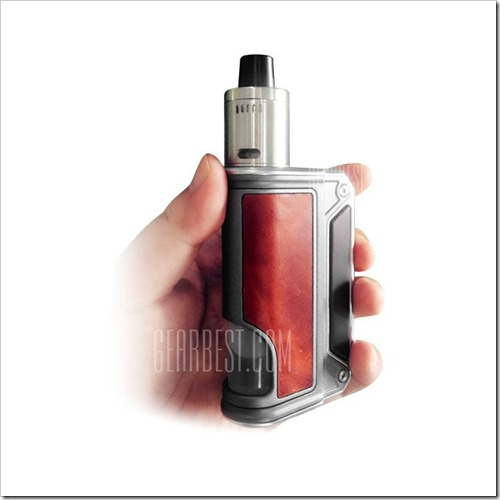 20160829170152 98996255B5255D 5 - 【BF】BFつきDNA75!!「Lost Vape Therion BF DNA75 75W TC Box Mod Kit」