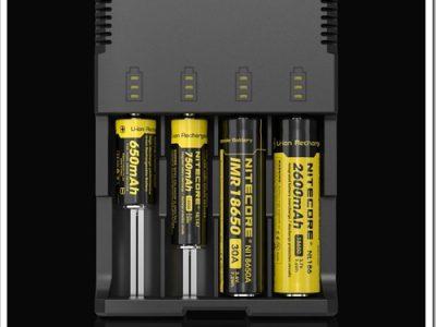 202 6 1 thumb255B2255D 2 400x300 - 【充電器】「Xtar MC1 0.5A Mini USBバッテリー充電器」「Nitecore Intellicharger New i4バッテリー充電器」