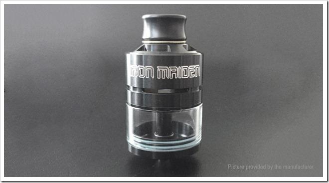 5805101 1 thumb255B2255D 2 - 【RDA/RDTA】「Omeka The Vanguard Shield RDTA」「Hellvape Alien X RDA」「Hellvape Iron Maiden RDTA」「Taiji 18650メカMOD」等FT新着