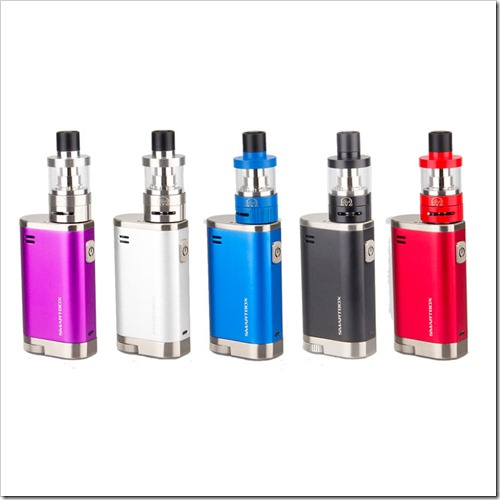 SMARTBOX 5 big thumb255B2255D 2 - 【MOD】Innokinの最大45W新型MOD「SmartBox」と深セン電子タバコ協会SEVIA最近の活動について【FDAがらみ/18650バッテリー】