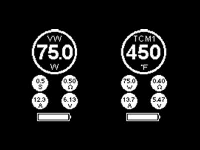 WW2199r thumb255B3255D 2 400x300 - 【ファームウェア】Joyetech eVic VTwo/VTC Mini/AIO/eGrip II/Cuboid Mini/Cuboidなどの新ファームウェア5.04登場【予熱機能と新インターフェイス】