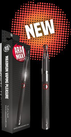 aramax pen255B5255D 2 - 【HC】格安「ARAMAX Vaping Pen」レビュー!リキッドメーカーのスターター実力はいかに!?