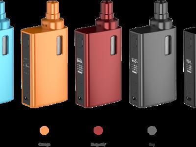 eGrip II Light 01 thumb255B2255D 2 400x300 - 【MOD】オールインワンタイプで軽量マグネシウム合金!「Joyetech eGrip II Light Kit」【送料無料/CVAPOR】