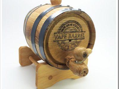 vapebarrel thumb255B2255D 2 400x300 - 【リキッド】「オーク樽 by VAPECHK」これぞリキッドディープスティーパーの必見アイテム!【スティープ/VAPECHK】