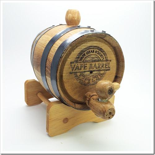 vapebarrel thumb255B2255D 2 - 【リキッド】「オーク樽 by VAPECHK」これぞリキッドディープスティーパーの必見アイテム!【スティープ/VAPECHK】